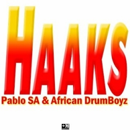 Pablo Sa X African Drumboyz - Haaks (afro Mix)